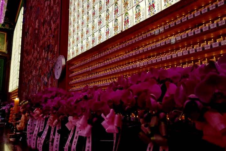 Festival de las linternas en Seúl 29