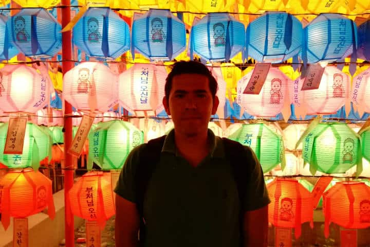 Festival de las linternas en Seúl 39