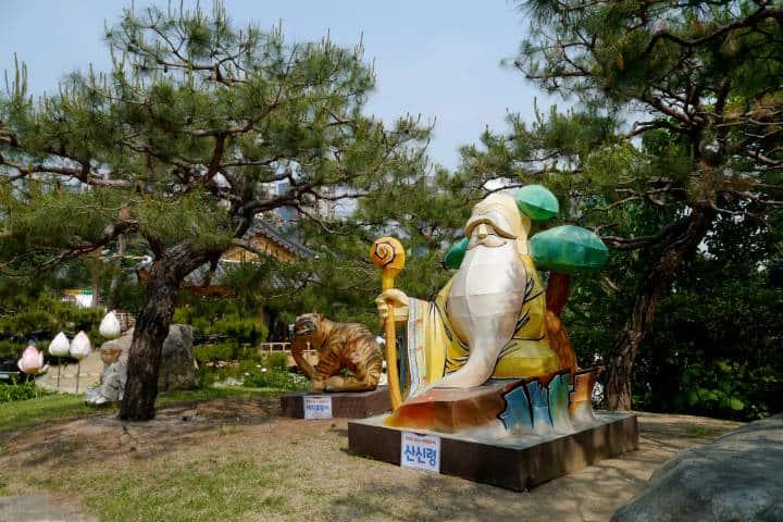 Festival de las linternas en Seúl 63