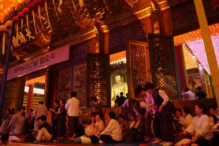 Festival de las linternas en Seúl 74