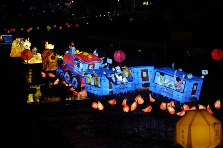 Festival de las linternas en Seúl 87