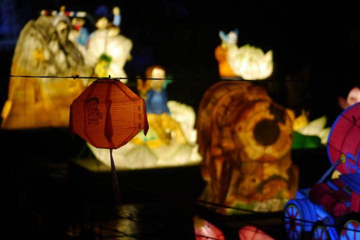 Festival de las linternas en Seúl 88