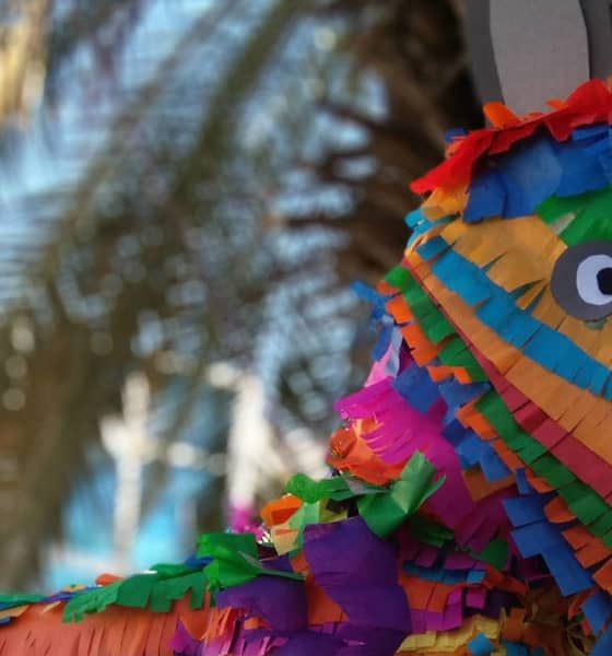 Fiestas en Palenque Chiapas. Foto: Oscar Aragon