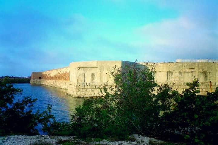 Fort Zachary Taylor. Foto wikimedia