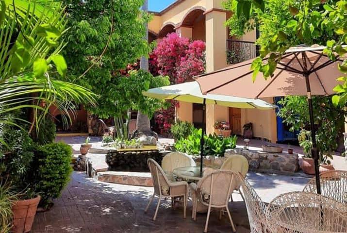 Foto Hotel Posada Arcos de Sonora.