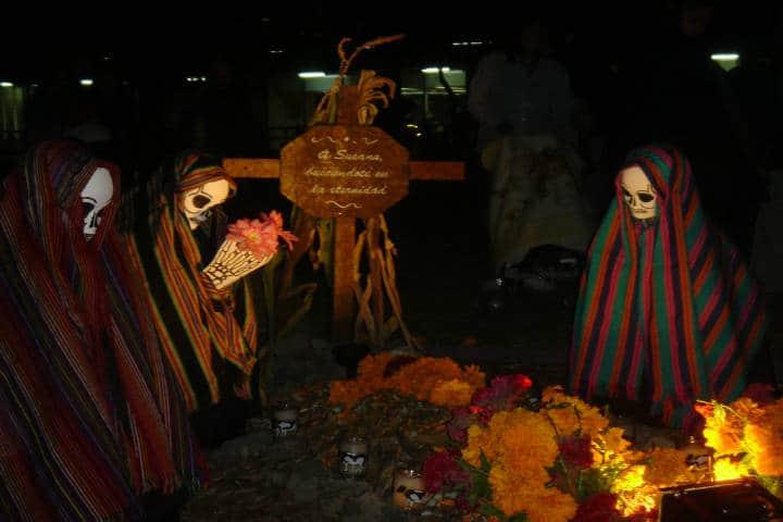 Fiestas en Palenque Chiapas. Foto: Ivan Hernandez