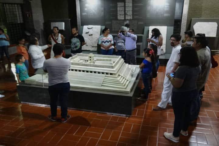 Foto Museo de sitio de Palenque Alberto Ruiz Lhuillier