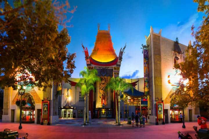 Grauman's Chinese Theatre. Foto Jeff Krause