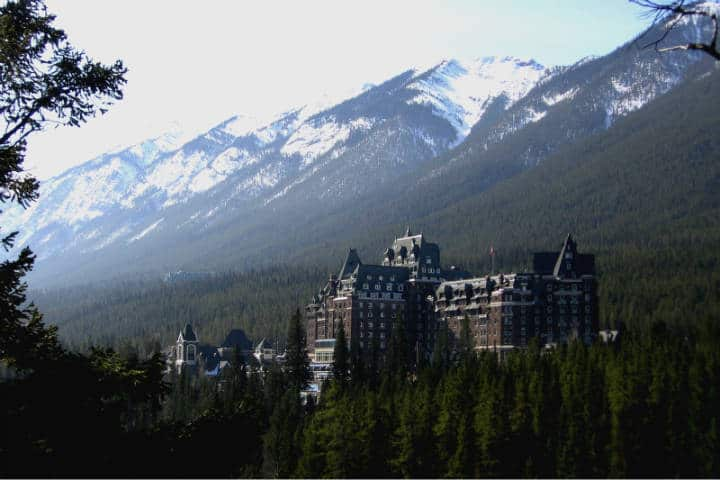 Hablemos de Banff Foto John Vetterli