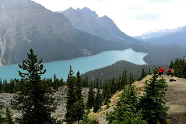 Hablemos de Banff Foto Tom Driggers