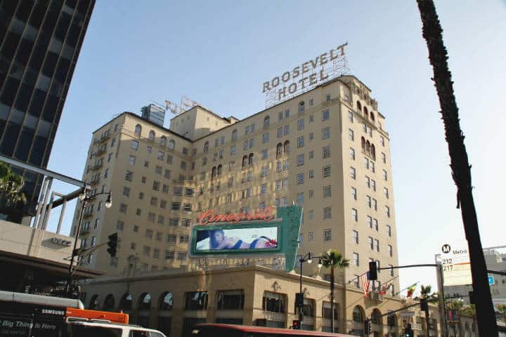Hollywood Roosevelt Hotel. Foto chrisinphilly5448