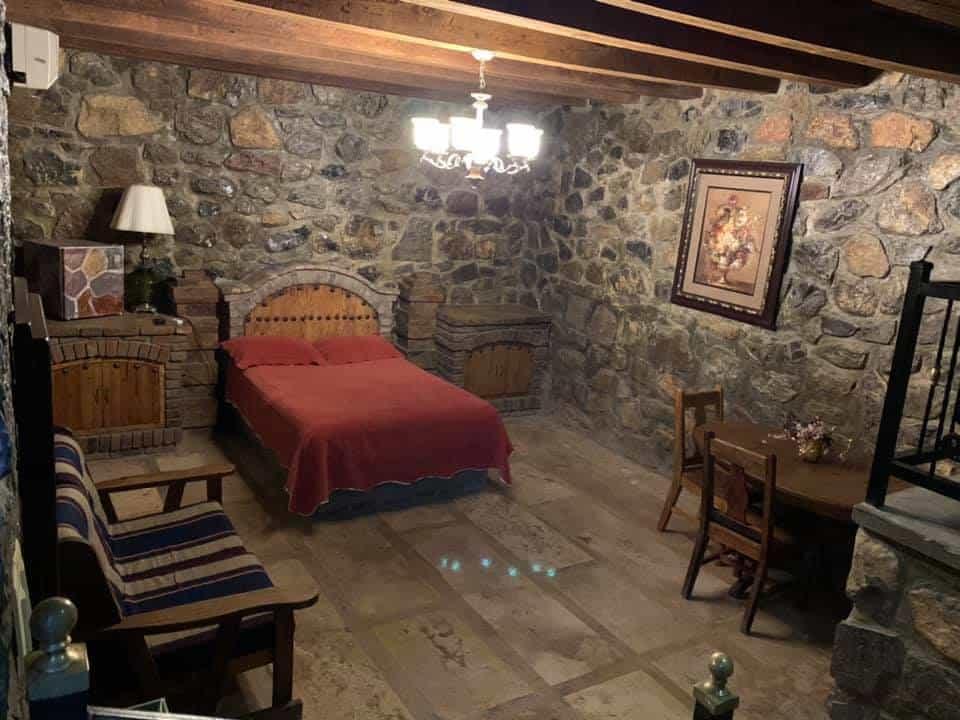 Dónde hospedarse en Mapimi Durango. Foto: Hotel Mesón Villa de Santiago y Hotel Viva Villa