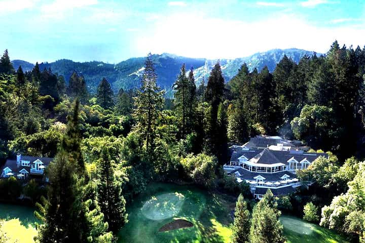 Hoteles y resorts de Napa Valley Foto Meadowood Napa Valley