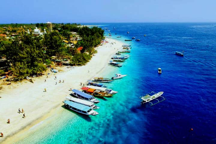 Islas Gili Foto The Travel Vlogger