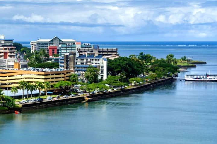 Islas de Fiyi Foto Viajes y tramites