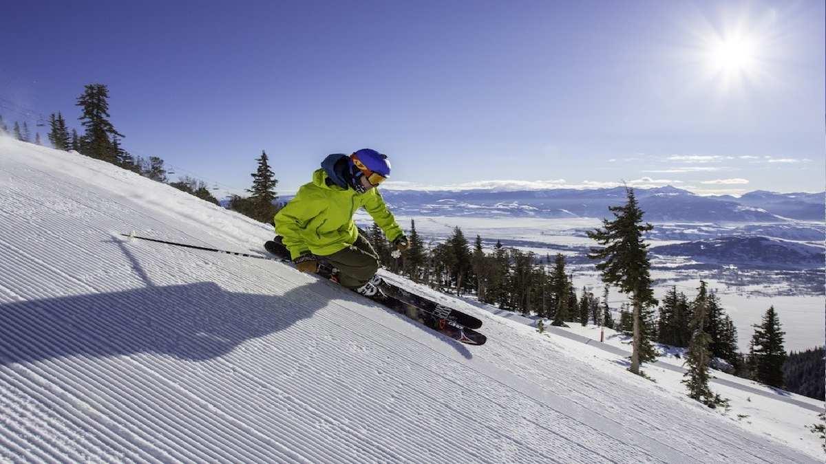 Jackson Hole Resort- Consejos de los expertos para volar con Esquís y Tablas de Snowboard