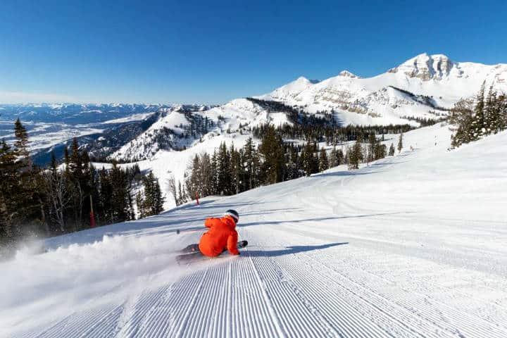 Jackson Hole Ski Foto JHMR