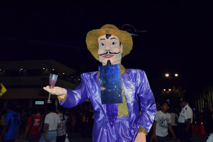 Juan Carnaval. Foto Campeche.com.mx