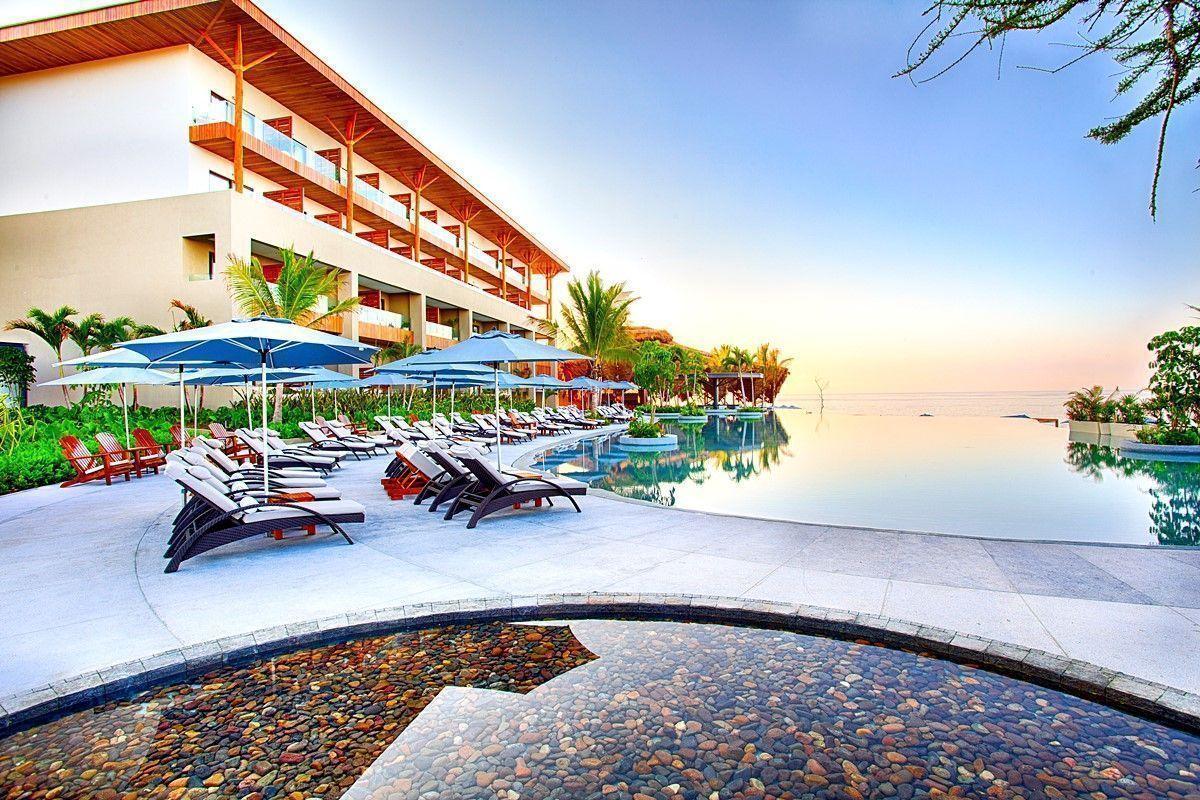 Desconéctate del mundo en el gran Marival Armony Luxury Resort & Suites en Riviera Nayarit. Foto: La bahia mas bella