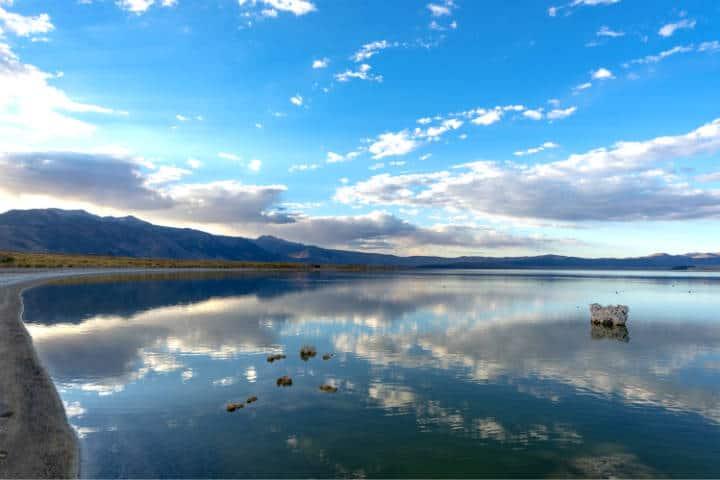 Lago Mono Foto Matthew Dillon