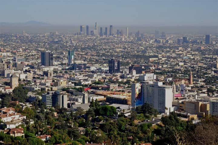 Los Angeles. Foto Andrew