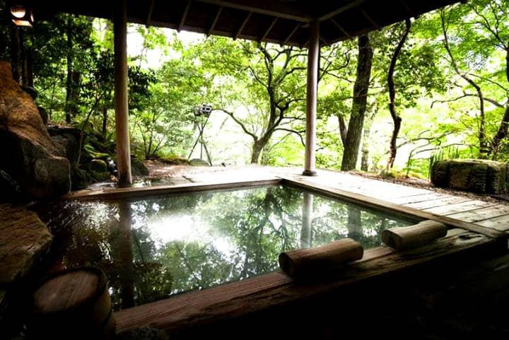 Los mejores onsen de Japón Foto Matcha Japan Travel