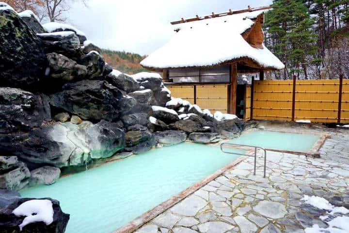 Los mejores onsen de Japón Foto Visit Japan