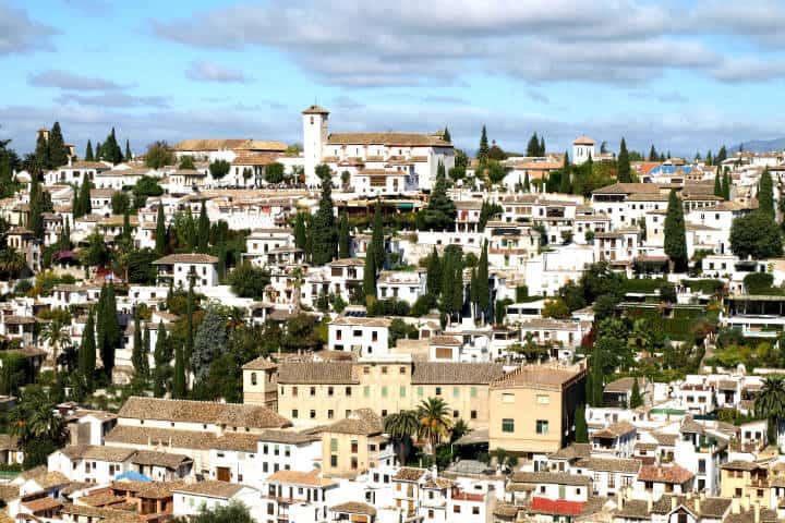 Lugares de Granada Foto Barnyz
