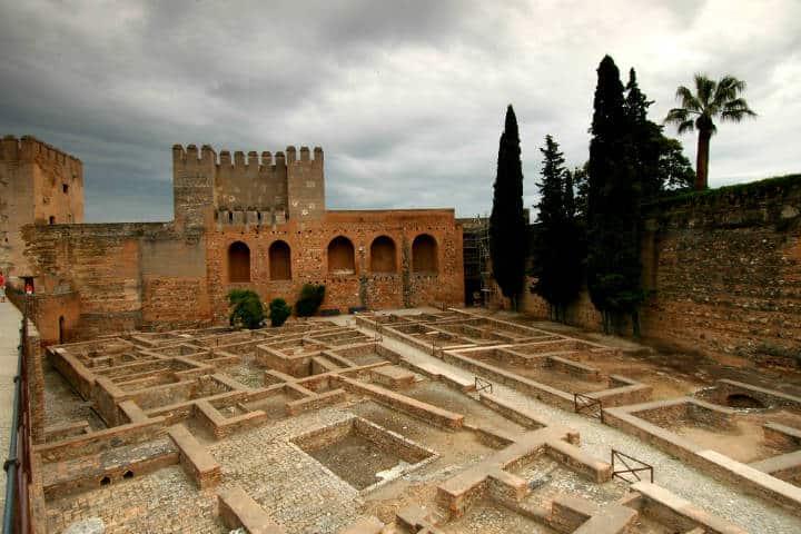 Lugares de Granada Foto HJ Van W