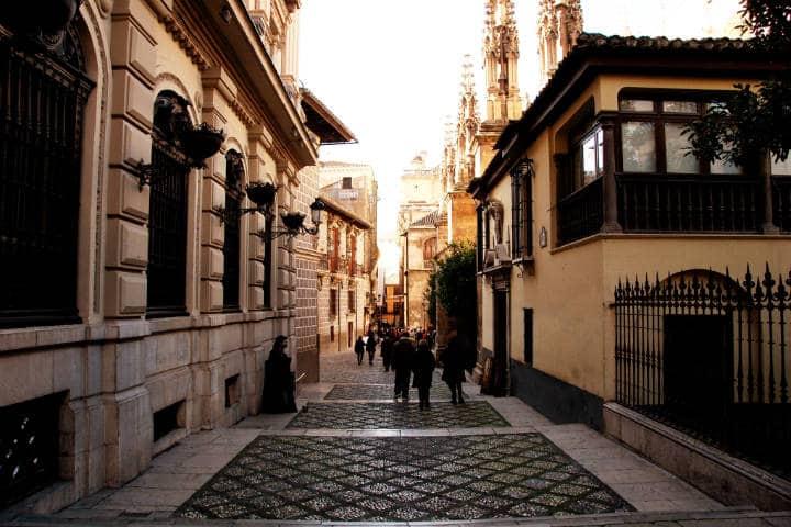 Lugares de Granada Foto LWYang