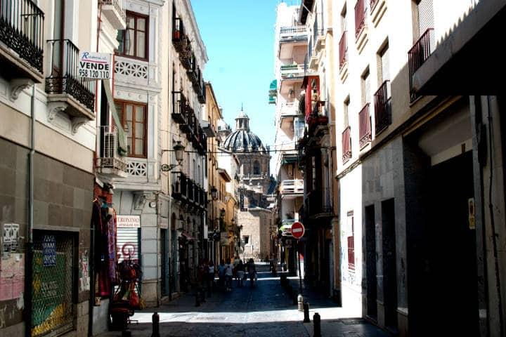 Lugares de Granada Foto SnippyHolloW