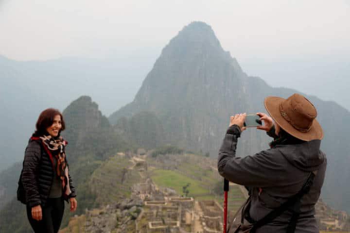 Machu Picchu. Foto Chile_Satelital