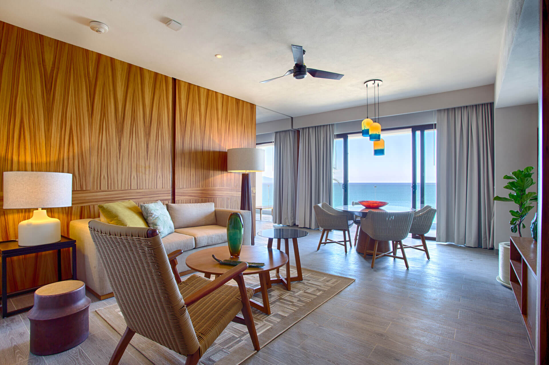 Toma un descanso en el gran Marival Armony Luxury Resort & Suites en Riviera Nayarit. Foto: Marival Armony Luxury Resort & Suits