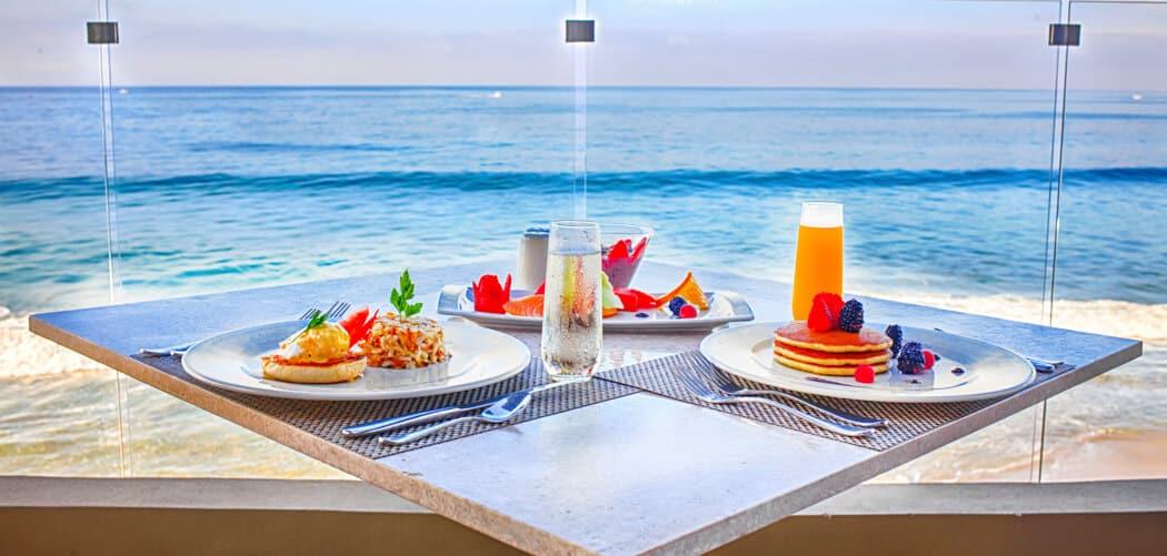 Toma un buen desayuno en este gran hotel en Punta Mita Nayarit. Foto: Marival Armony Luxury Resort & Suits