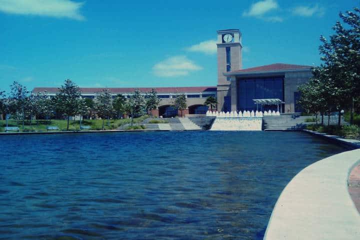 McAllen Convention Center. Foto Shaine Mata