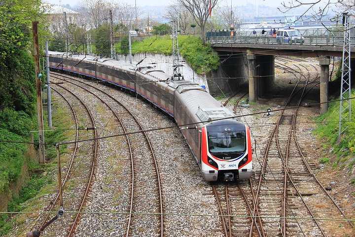 Trenes de Turquía