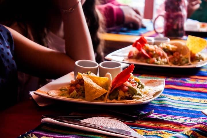 Mexican Food Foto Roberto Barrios