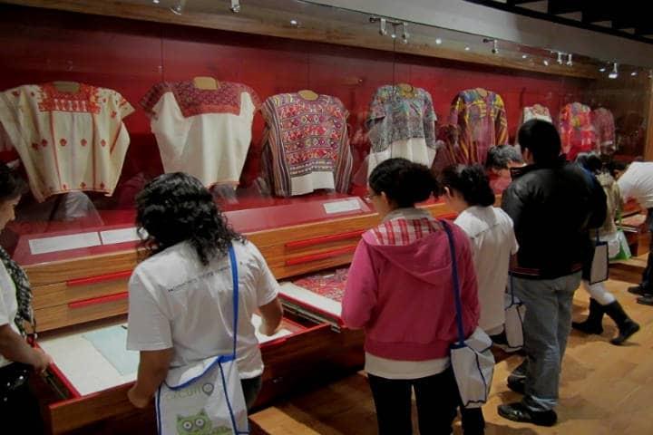 Museo del Textil Lak Puj Kul. Foto Amo a Chiapas