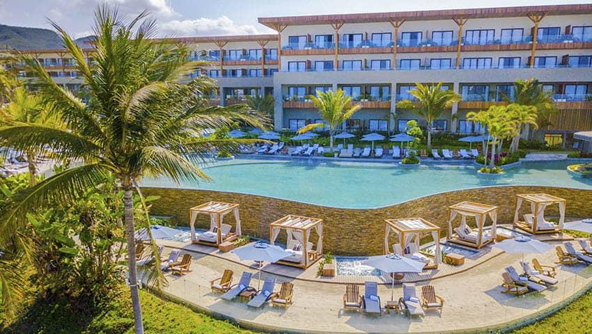 Relájate en este gran hotel en Nayarit. Foto: Noticias de la Industria Turística