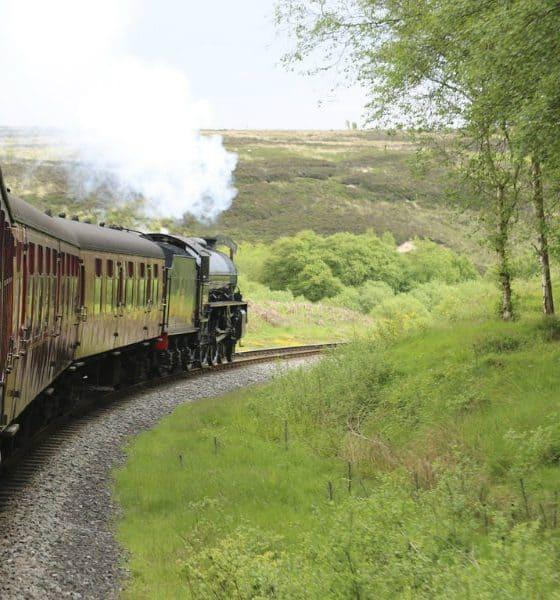 Mejores trenes para recorrer Turquía Foto. Pixabay