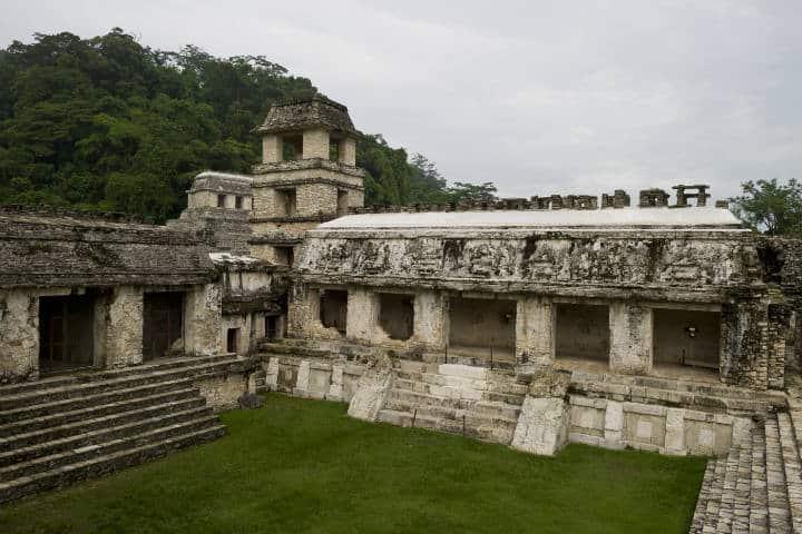 Palenque Foto Turismo Chiapas 1