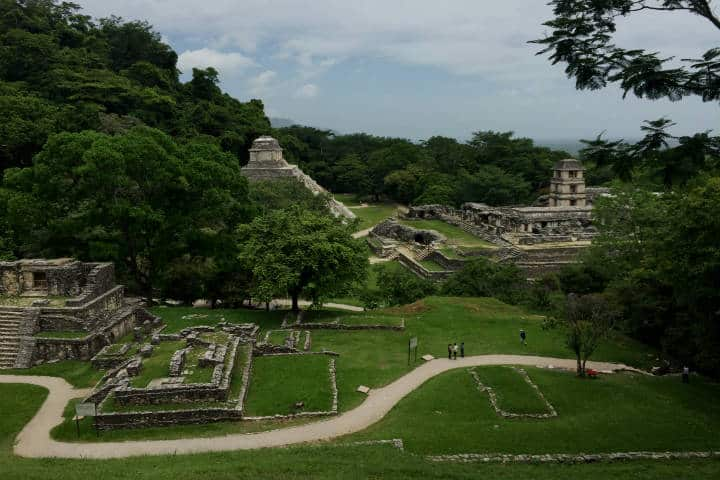 Palenque. Foto factoids