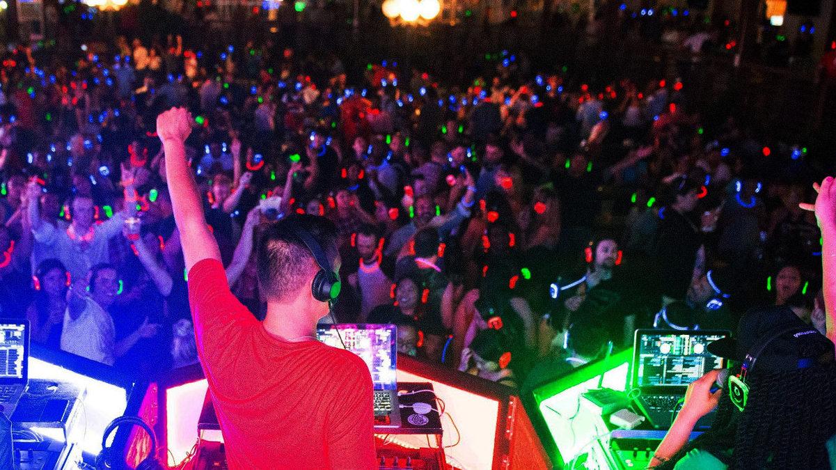 Silent Concert. Foto: PartyZaan