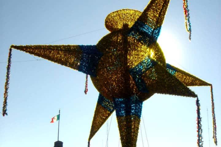 Piñatas de Acolman Foto Ivan Hernández