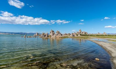 Lago Mono Foto. Pixabay