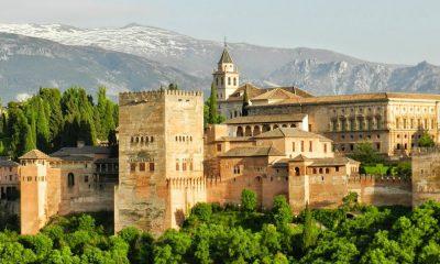 Lugares de Granada Foto. Pixabay