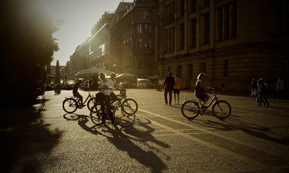 4 servicios de bicis Foto. Pixabay