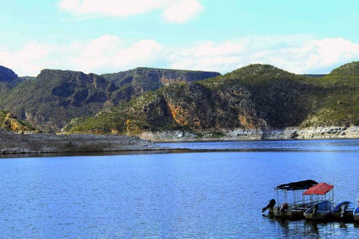 Presa del Infiernillo. Foto Zimapán Pueblo Mágico