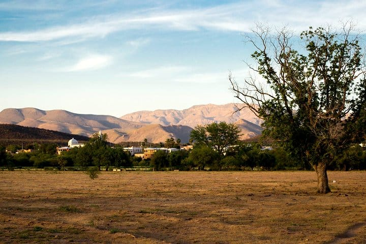 Pueblo Banamichi Foto David Gpc.