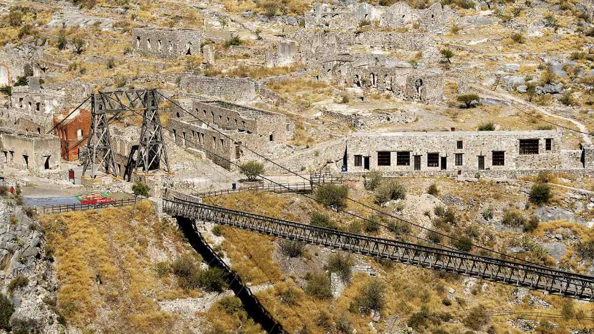 Puente de Ojuela Foto: Gobierno de México